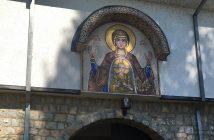 икона, богородица, храм