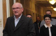 Димитър Главчев и Десислава Атанасова снимка: БГНЕС