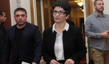 Данаил Кирилов и Десислава Атанасова снимка: БГНЕС