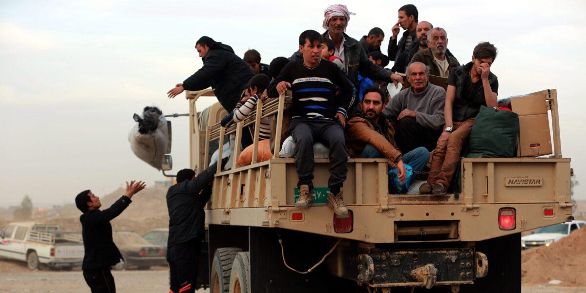 мигранти, бежанци