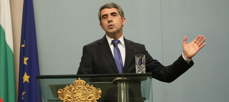 Росен Плевнелиев, снимка: БГНЕС