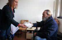 Кризисния център за настаняване на бездомни
