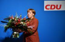 Ангела Меркел, снимка: EPA/БГНЕС