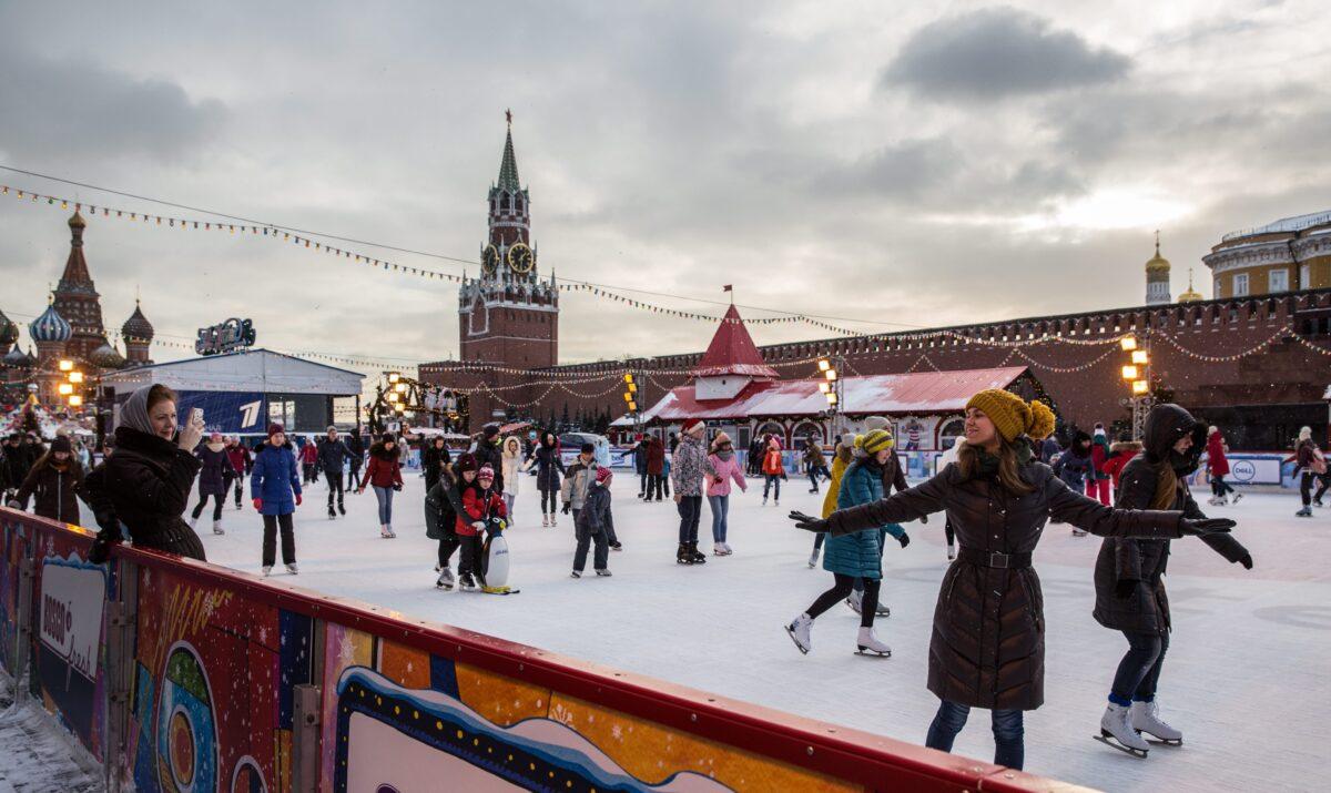 Москва, Русия, снимка: БГНЕС