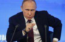 Владимир Путин, снимка: EPA/БГНЕС