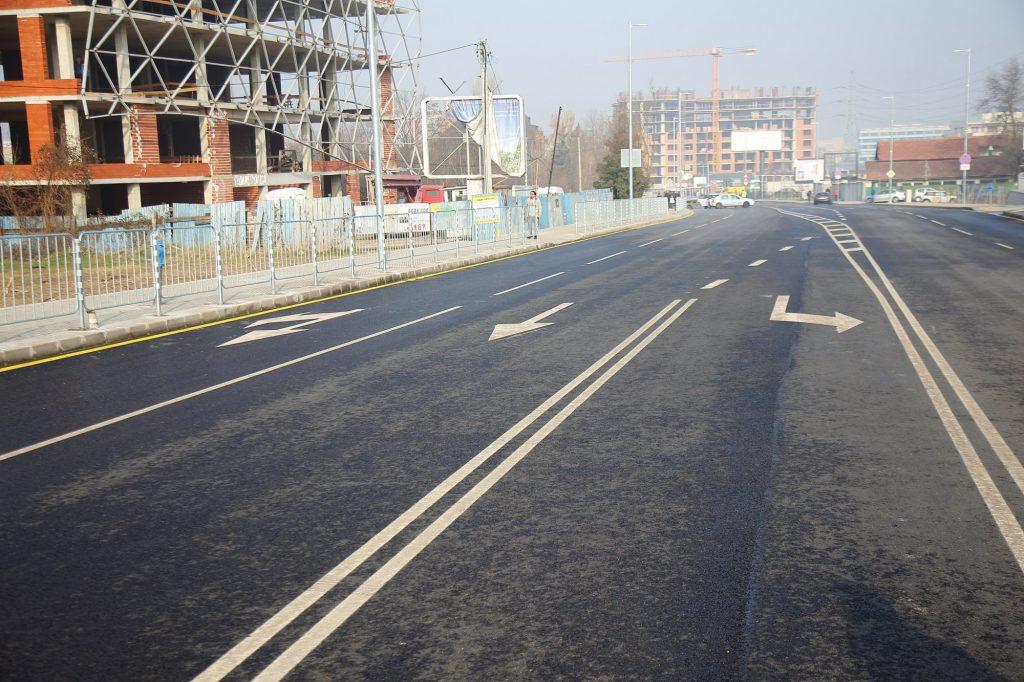 улица София строителство