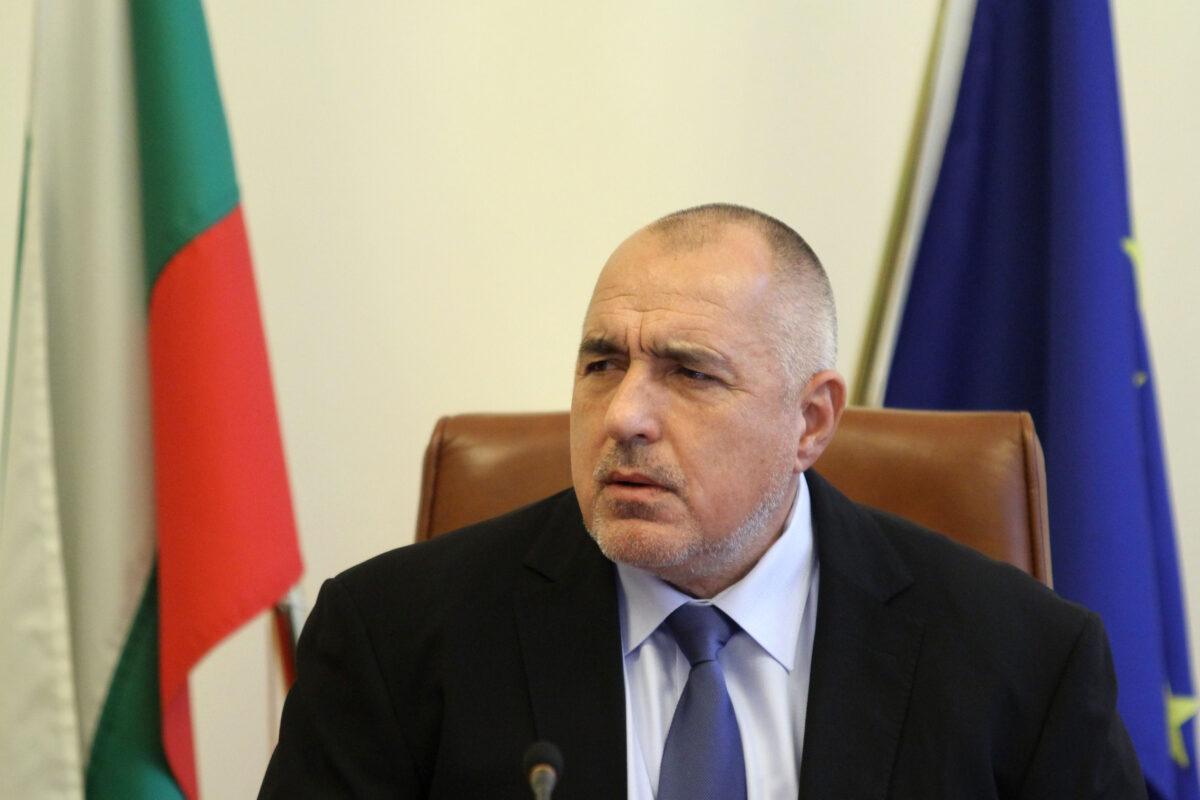 Бойко Борисов, министерски съвет