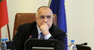 Borissov: Only in about a month it was clear that the state had no pilot (video)
