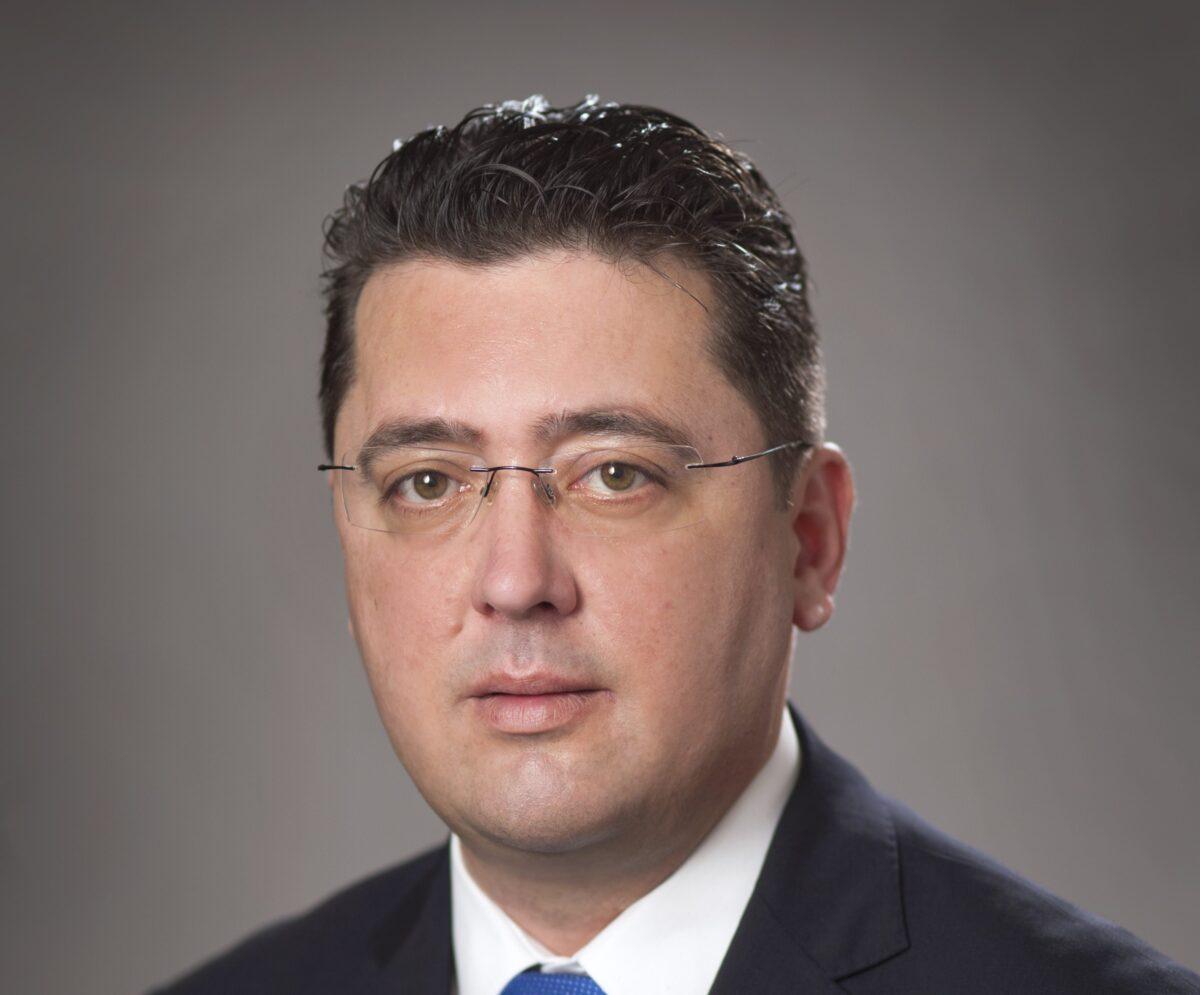 Пламен Узунов– служебен министър на вътрешните работи