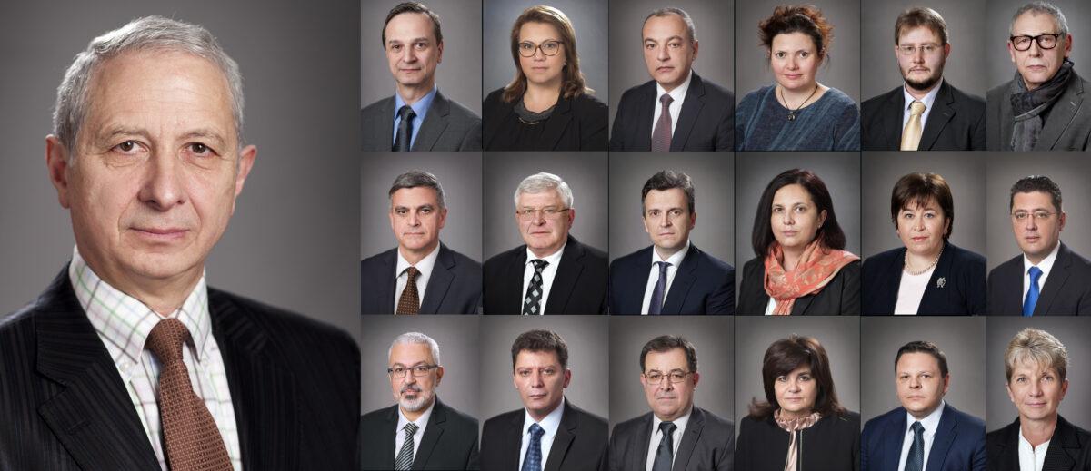 Служебният кабинет, оглавен от Огнян Герджиков