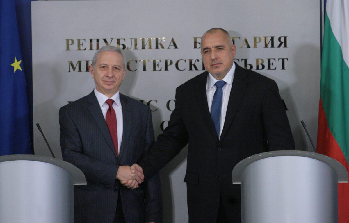 Борисов, Герджиков