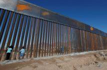 Границата между САЩ и Мексико