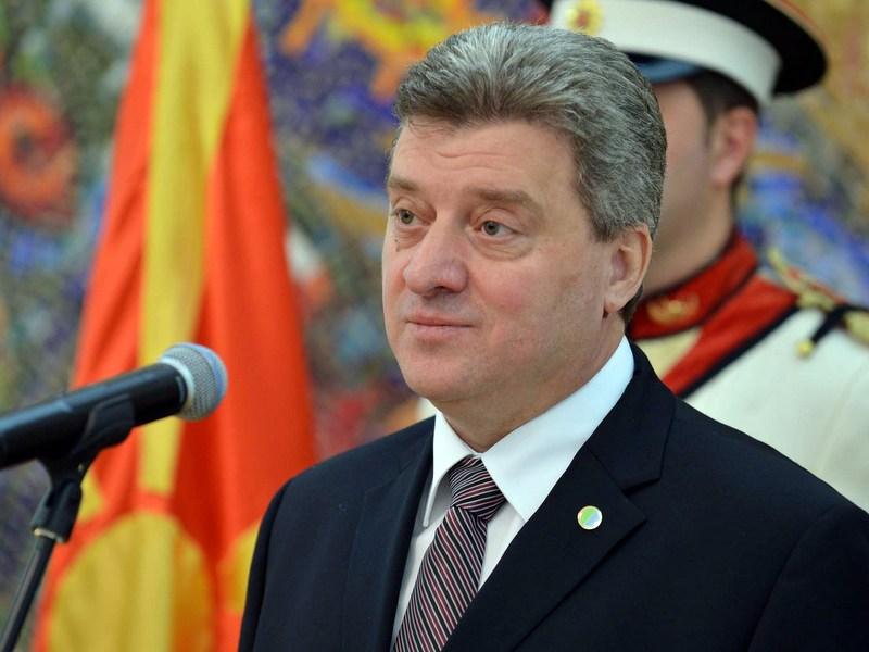 Георге Иванов, снимка: http://www.balkaninsight.com/