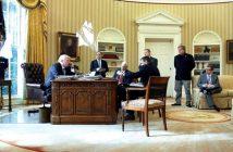 Тръмп, телефон, разговор, Путин
