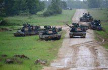 САЩ, танкове, Европа