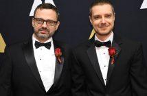 Владимир Койлазов (дясно) и Петър Митев Снимка Reuters