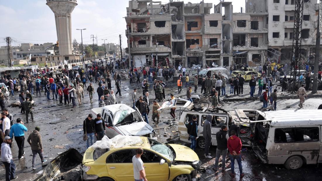 Сирия, Хомс