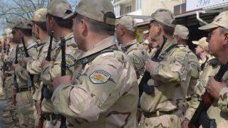 армия, контингент, МО