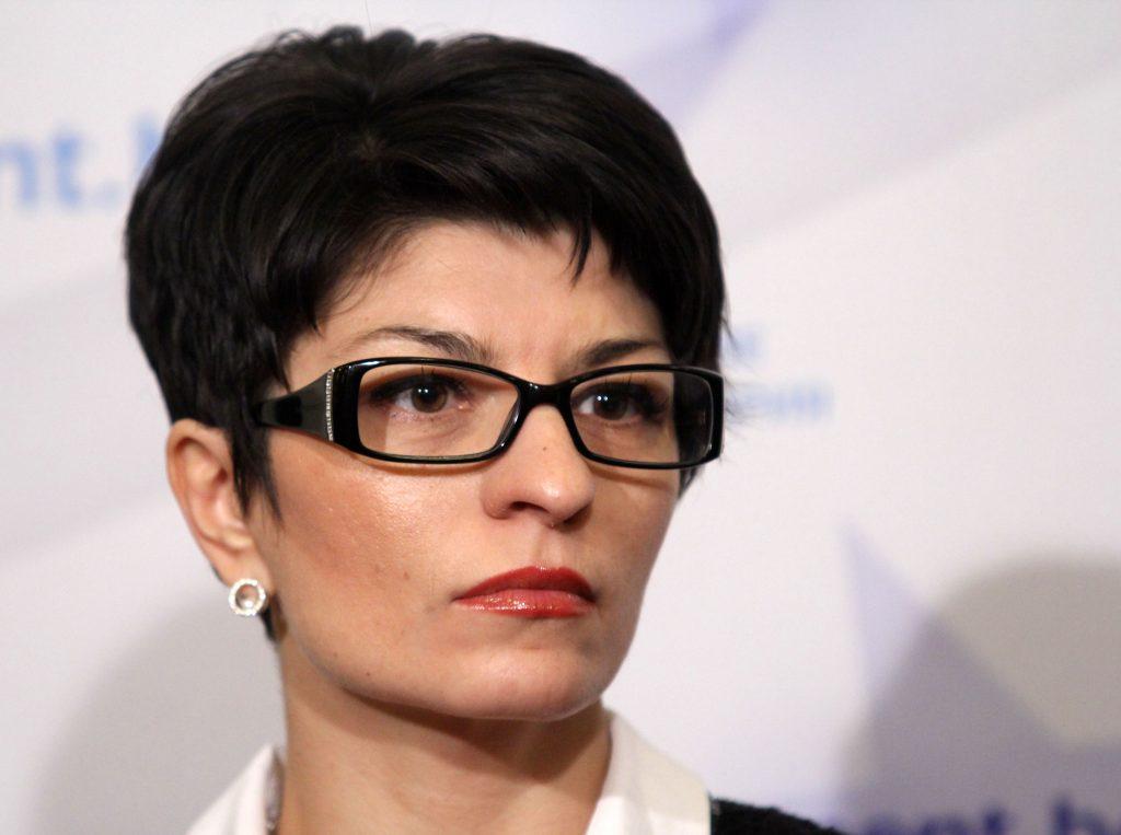 Десислава Атанасова, снимка: БГНЕС