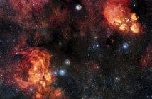 космос, наука, небе, звезди