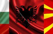 българия албания македония