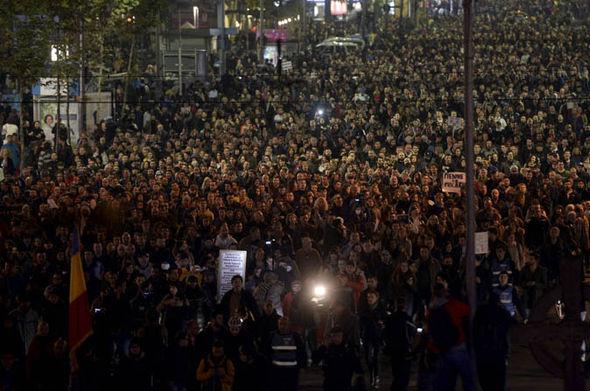 Protest-Romania-381916