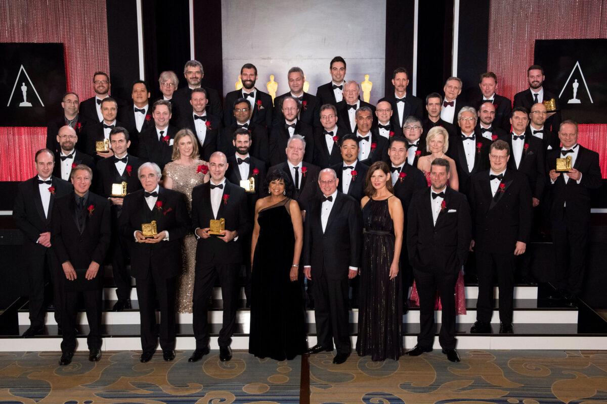 снимка: Академията на филмовите изкуства и науки САЩ