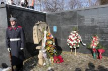 паметник жертви комунизъм