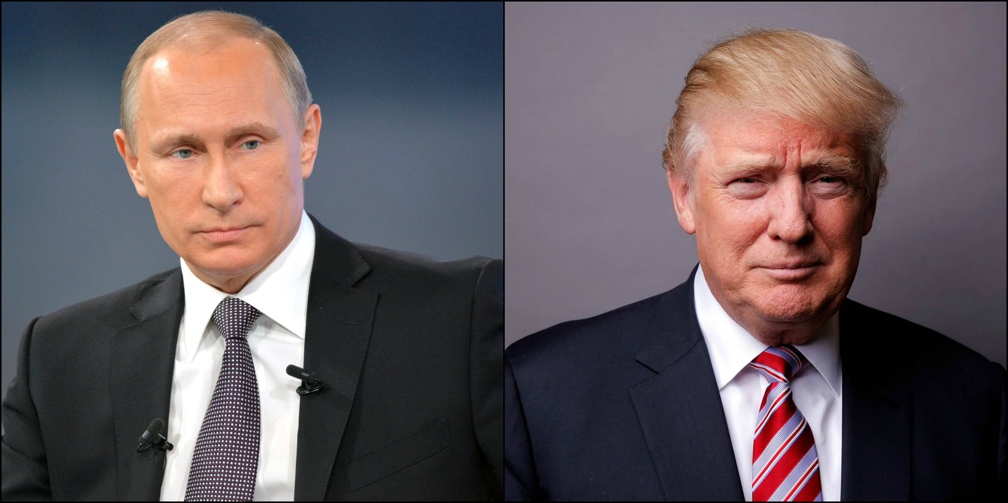 Путин - Тръмп