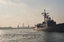 флот, кораб, Корея