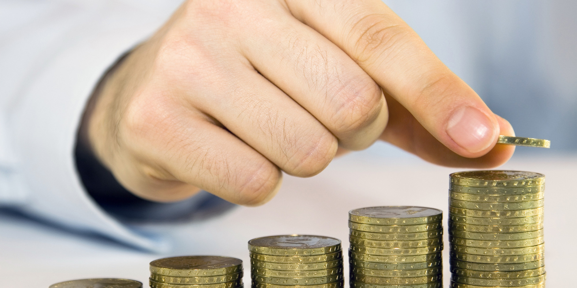 пари ръст спестяване добавка стотинки