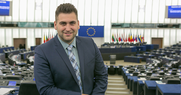 Andrey Novakov - Strasbourg Plenary