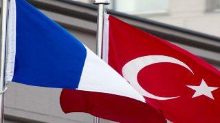 Франция Турция