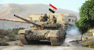 сирийска армия, танк