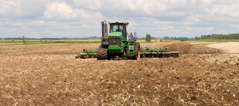 трактор, земеделие