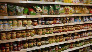 храни, магазин
