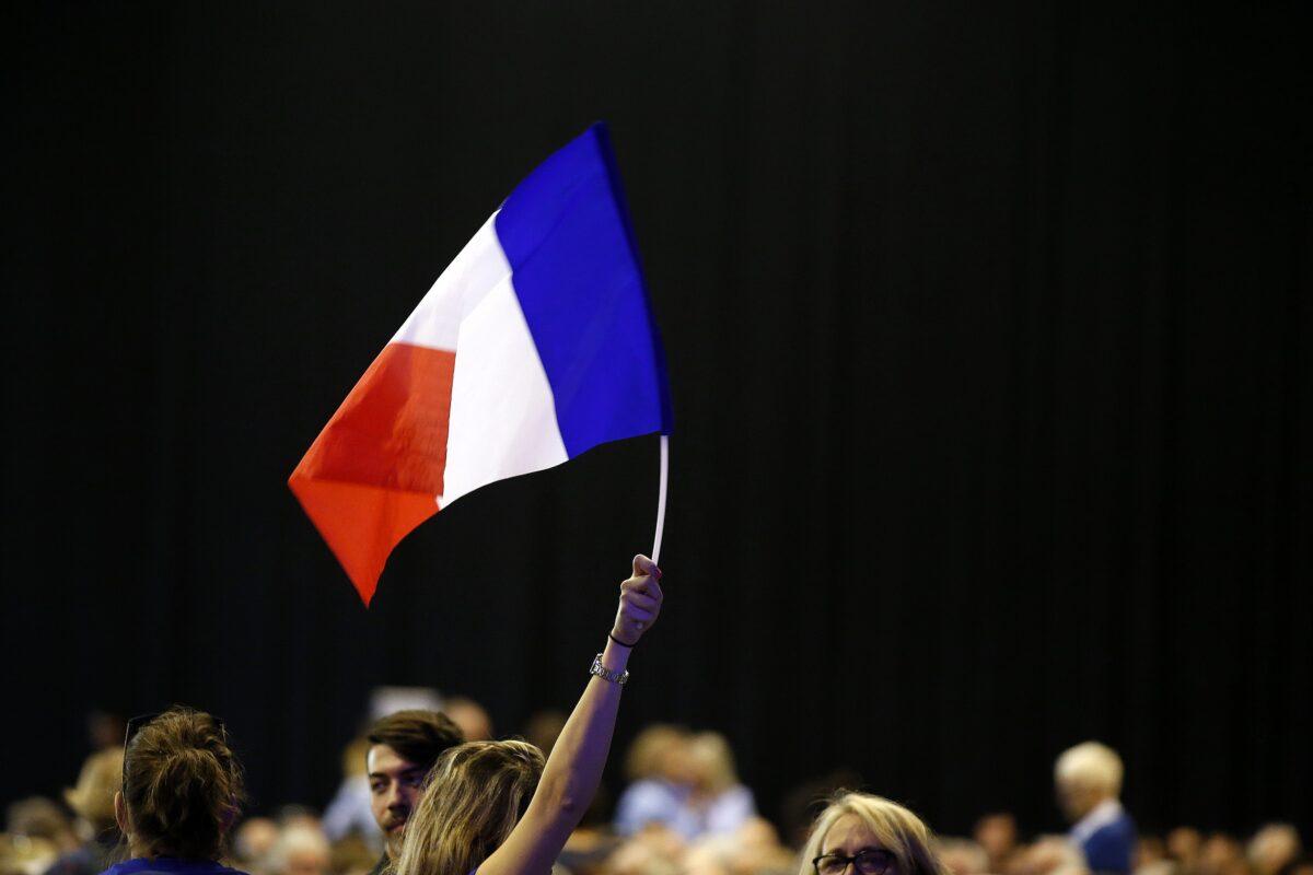 франция, знаме
