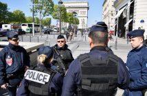 франция, полиция