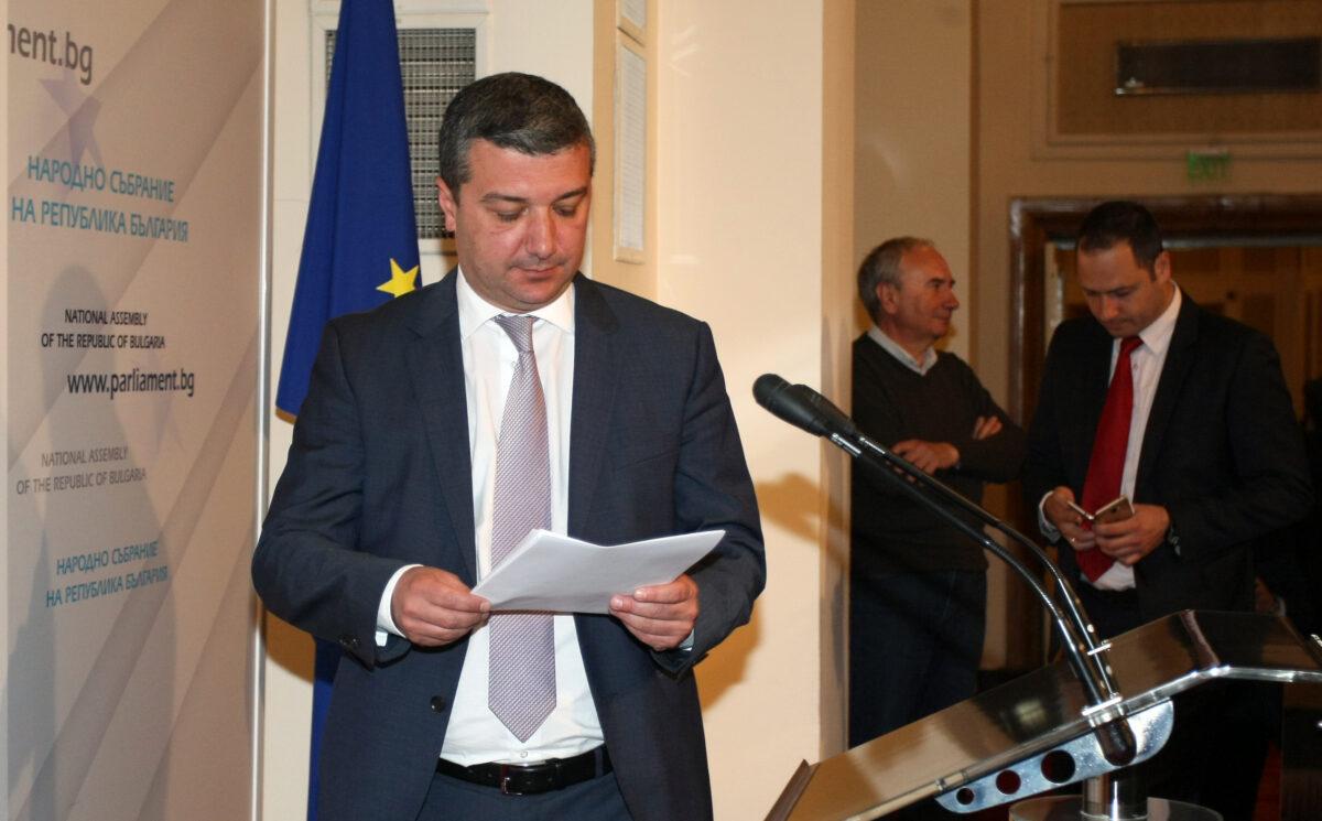 Драгомир Стойнев, парламент