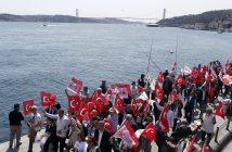 Ердоган, митинг, референдум