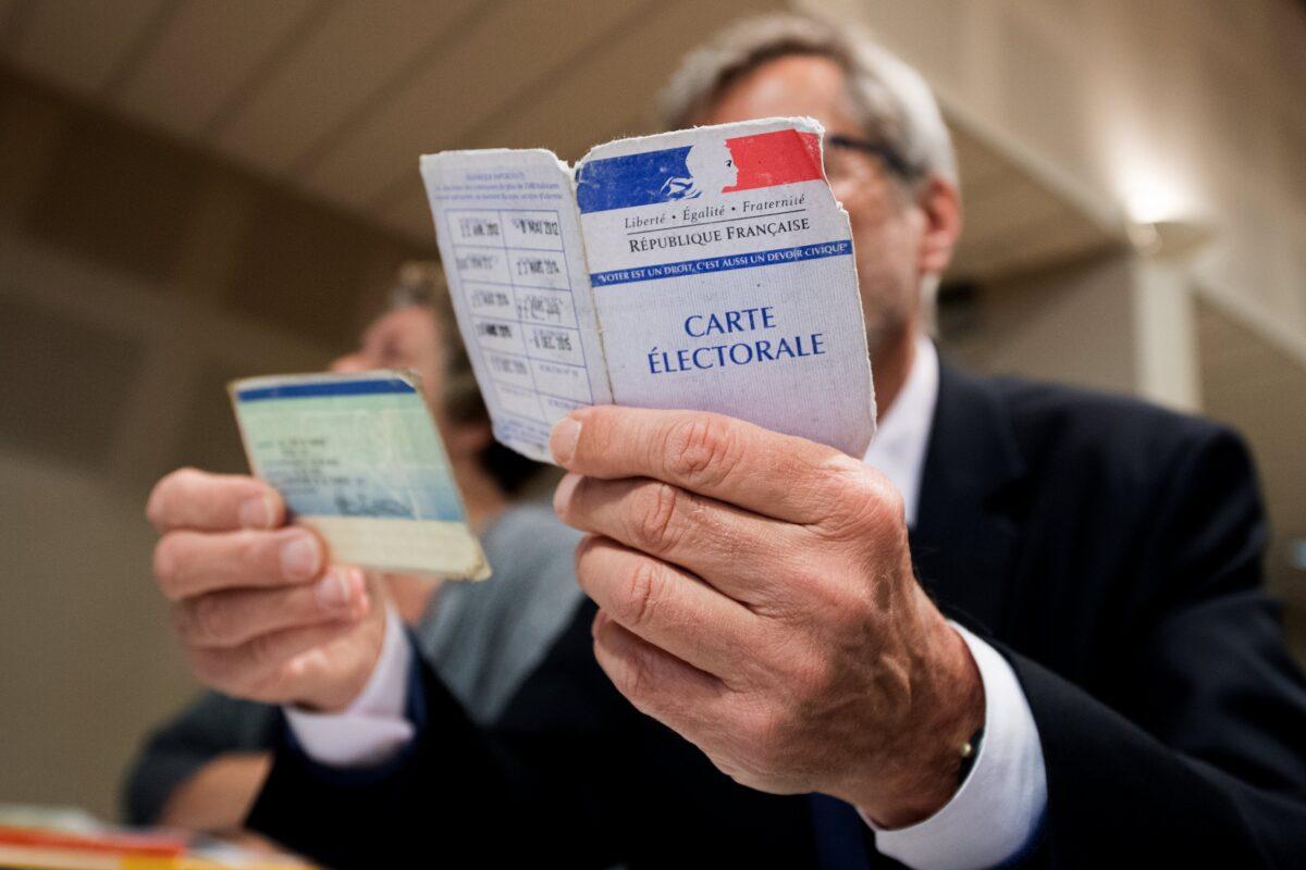 Франция, избори