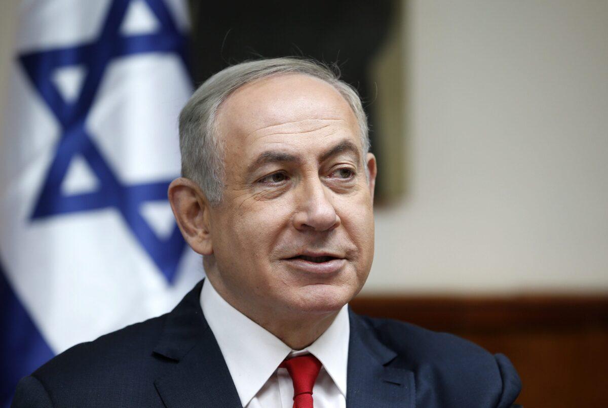 Бенямин Нетаняху Снимка: EPA