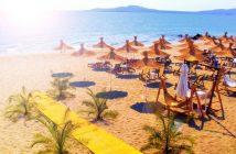 България плаж Слънчев бряг