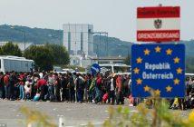 австрия граница шенген мигранти
