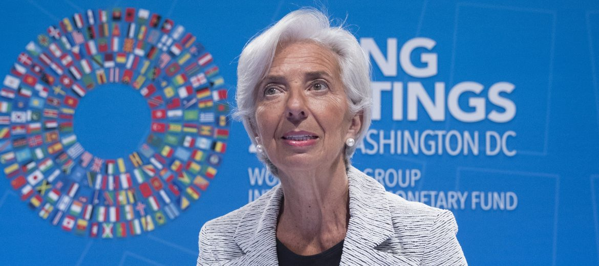 Кристин Лагард, Christine Lagarde
