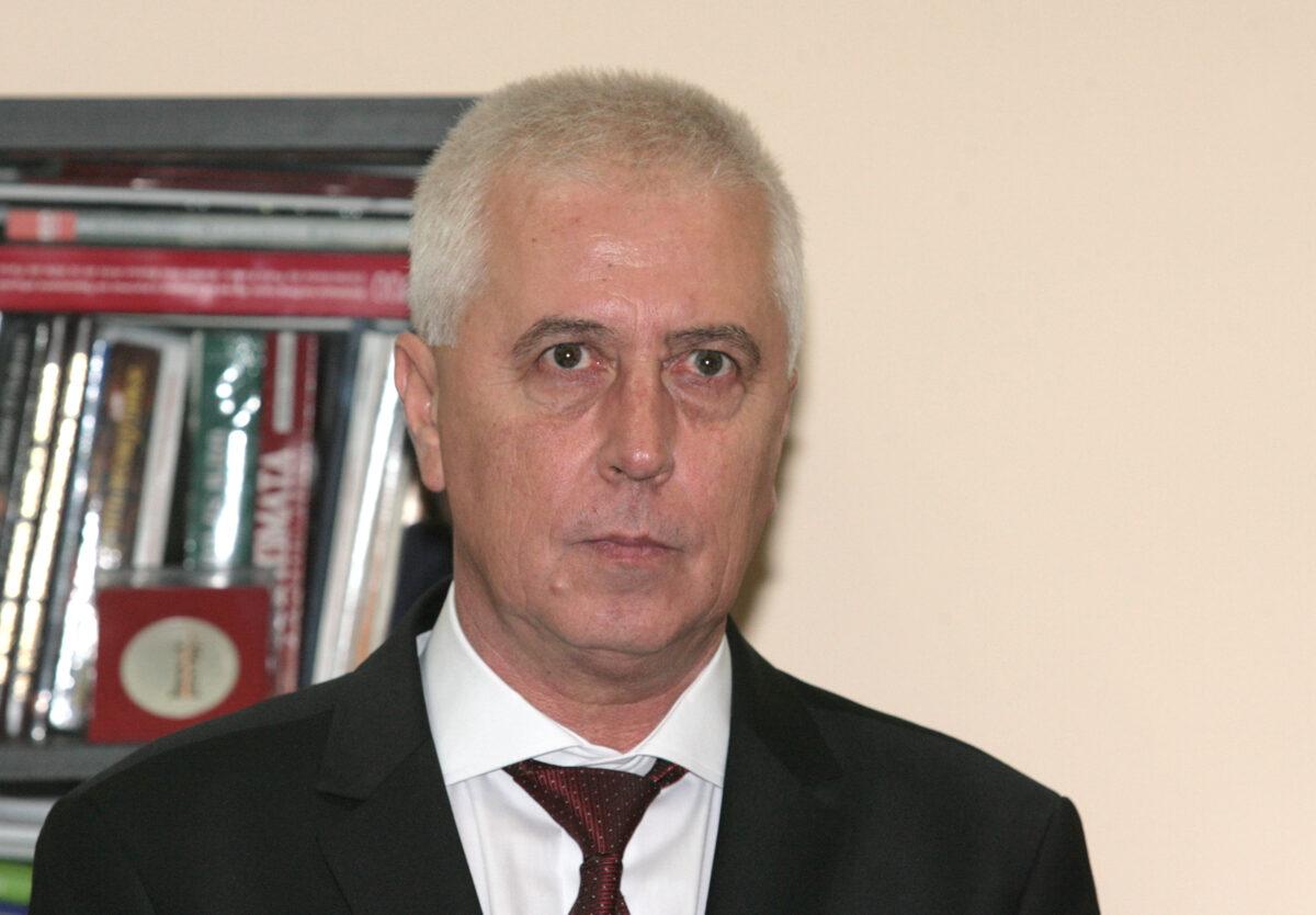 Министърът на здравеопазването проф. Николай Петров снимка: БГНЕС
