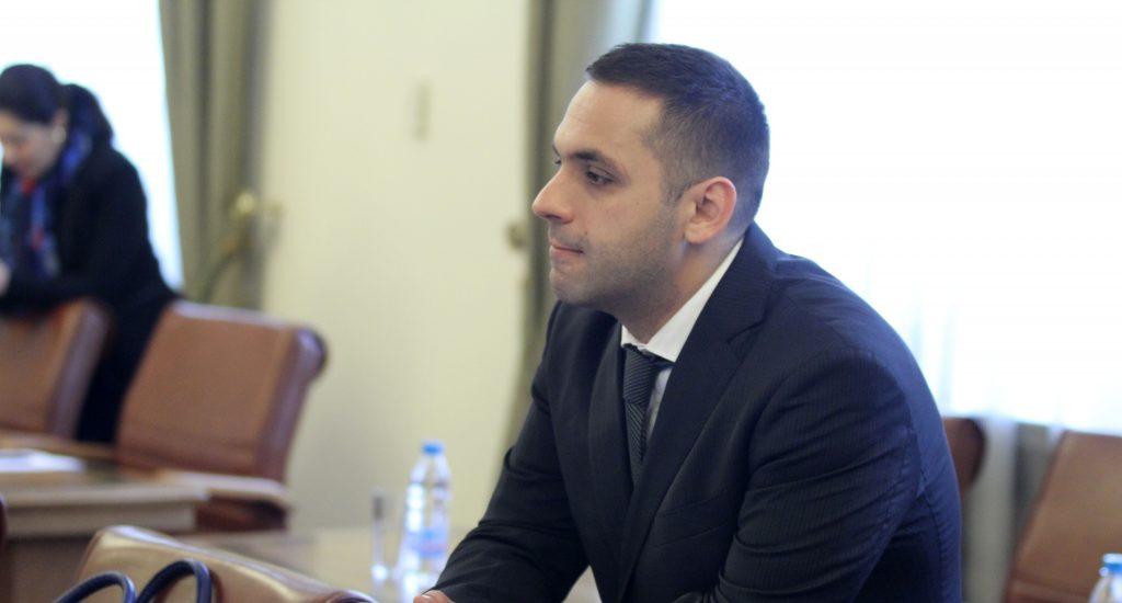 Министърът на икономиката Емил Караниколов снимка: БГНЕС