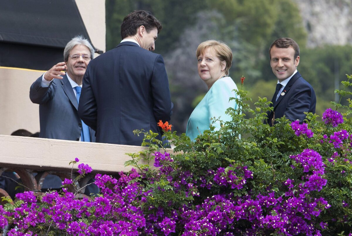 G7 Summit in Taormina
