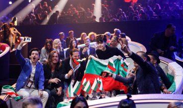 Кристиан Костов, Евровизия, полуфинал
