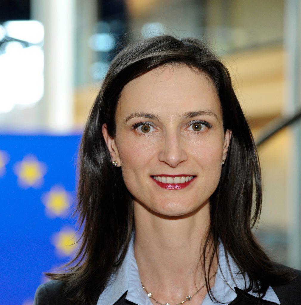 Portrait of Mariya GABRIEL